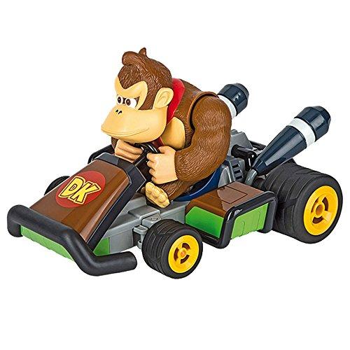 Carrera RC Mario Kart (TM) 7 Vehicle (1:16 Scale), Donkey Kong