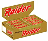 Raider Schaukarton 32 Riegel 50 g, 1er Pack (1 x 1.6 kg)