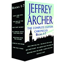 THE COMPLETE CLIFTON CHRONICLES, BOOKS 1-7 (THE CLIFTON CHRONICLES)