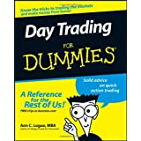 Day Trading For Dummies ~ Ann C. Logue