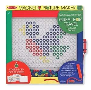 Melissa & Doug Magnetic Picture Maker