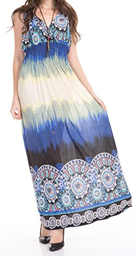 NY Deal Women's Plus Size Casual Maxi Dress - visit our site to see more plus size maxi dresses