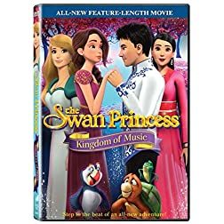 SWAN PRINCESS: KINGDOM OF MUSIC, THE