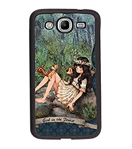 TOUCHNER (TN) Kitty Back Case Cover for Samsung Galaxy Mega
