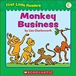 First Little Readers: Monkey Business...