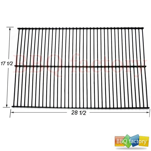 95401 Porcelain Steel Wire Rock Grate Replacement For Gas Grill Model Turbo 4-Burner