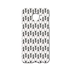 BLUEDIO Designer Printed Back case cover for Samsung Galaxy C7 - G3341