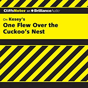One Flew Over the Cuckoo's Nest: CliffsNotes Audiobook