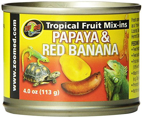 Zoo-Med-Tropical-Fruit-Mix-ins-Papaya-and-Red-Banana-Reptile-Food-4-Ounce