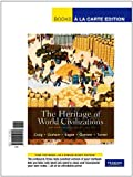 img - for The Heritage of World Civilizations, Volume 2: Brief Edition, Books a la Carte Edition (5th Edition) book / textbook / text book