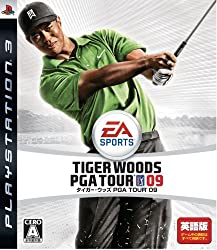 Tiger Woods PGA Tour 09 [Japan Import]