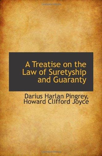 Un tratado sobre el derecho de caución y garantía