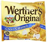 Werthers Chewy Candy, Original, 9 Ounce