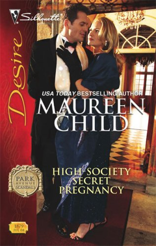 Image of High-Society Secret Pregnancy (Silhouette Desire)