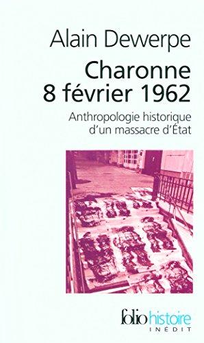 Charonne 8 Fevrier 1962 (Folio Histoire) (French Edition)