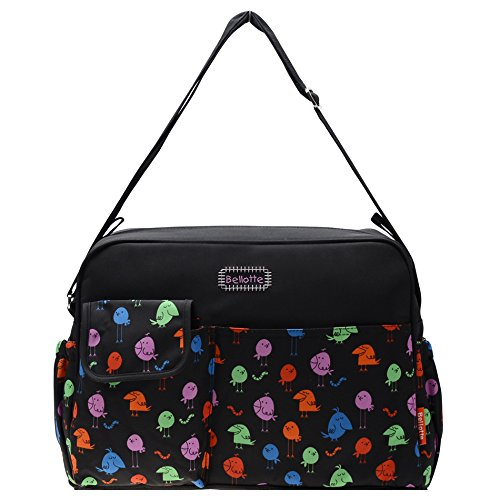 Bellotte Love Series Tote Diaper Bag, Birdie