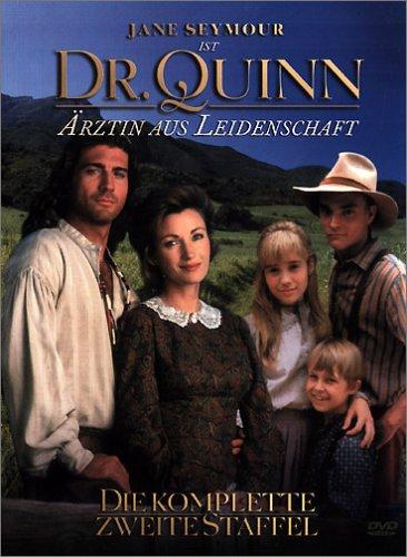 Dr. Quinn - Ärztin aus Leidenschaft: Die komplette zweite Staffel (6 DVDs)