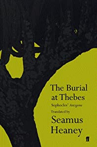 "Cover of ""The Burial at Thebes"""