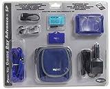 echange, troc Pack 6 éléments : sacoche + loupe + batterie + link 4 + casque stéreo + adaptateur allume-cigares
