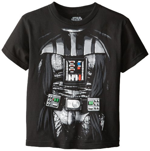 Star Wars Big Boys' Dark Character Tee