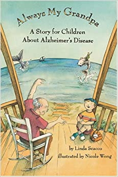 Kids Book Grandpa Alzheimer S