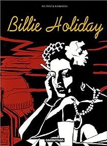 Billie Holiday  par Muñoz