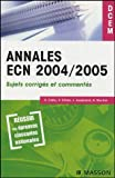 img - for Annales ENC (French Edition) book / textbook / text book