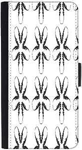 Snoogg Fingers Pattern Designer Protective Phone Flip Back Case Cover For Lenovo Vibe K4 Note