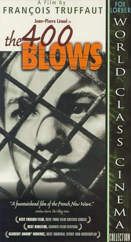 400 Blows [VHS] [Import]