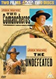 The Comancheros/The Undefeated [DVD]