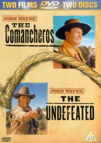 The Comancheros / The Undefeated [UK Import]