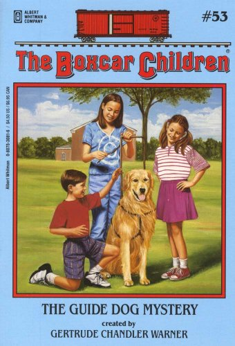 The Guide Dog Mystery (The Boxcar Children Mysteries #53)