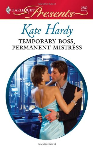 Image for Temporary Boss, Permanent Mistress (Harlequin Presents)