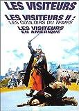 echange, troc Coffret Les Visiteurs 3 DVD : Les Visiteurs / Les Visiteurs 2, les couloirs du temps / Les Visiteurs en Amérique