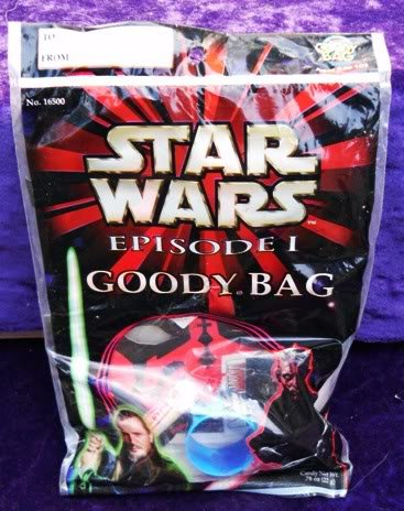 Star Wars Episode 1 Party Favors 16 Tattoos 1999