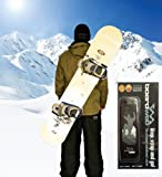 Boardweb Snowboard Carrier. Black Diamond Wrap Strap & Go!