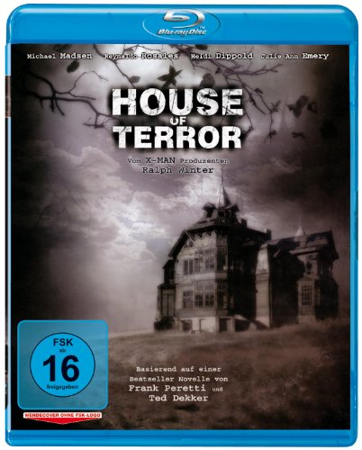 House Of Terror [Blu-ray]