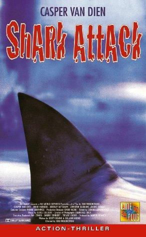 Shark Attack [VHS]