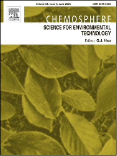 Effect of VOC loading on the ozone removal efficiency of activated carbon filters [An article from: Chemosphere]