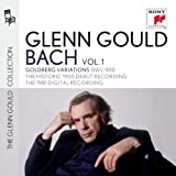 Glenn Gould plays Bach: Goldberg Variations BWV 988 - The Historic 1955 Debut Recording; The 1981 Digital Recording [+digital booklet]