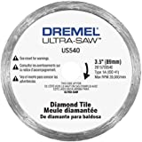 Dremel US540-01 Ultra-Saw 3.5-Inch Tile Diamond Blade
