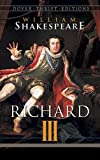 Richard III (Dover Thrift Editions) (0486287475) by William Shakespeare