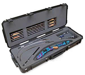 SKB MIL STD Injection Molded Recurve Bow Case by SKB Corp.