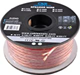 C&E 100 Feet 14AWG Enhanced Loud
