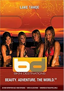 Bikini Destinations Lake Tahoe (Includes WMV HD and Standard Definition discs)