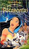 echange, troc Pocahontas, une légende indienne [VHS]