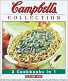 Campbell's Collection: 3 Cookbooks in 1 (0785341919) by Ltd, Publications International