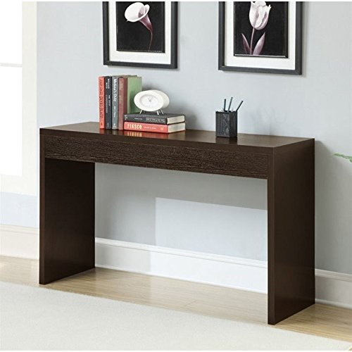 Convenience Concepts Northfield Hall Console Table, Espresso (Sofa Tables Living Room compare prices)