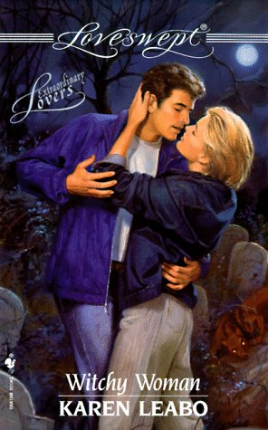 Witchy Woman (Loveswept), KAREN LEABO