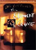 The Element of Crime (Widescreen)